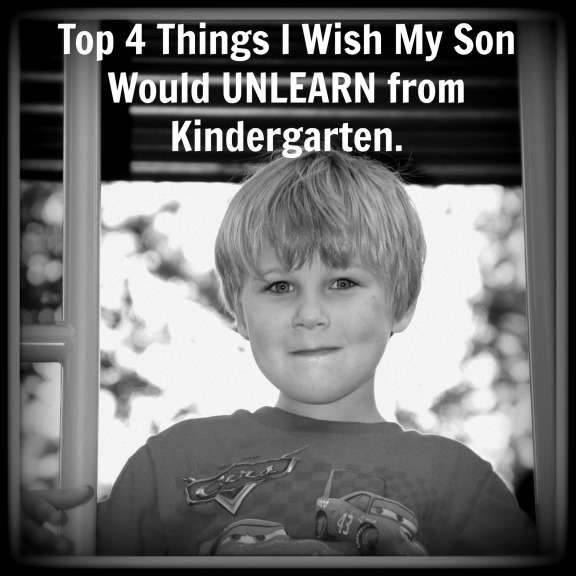The bad behaviors you never wanted your child to learn.